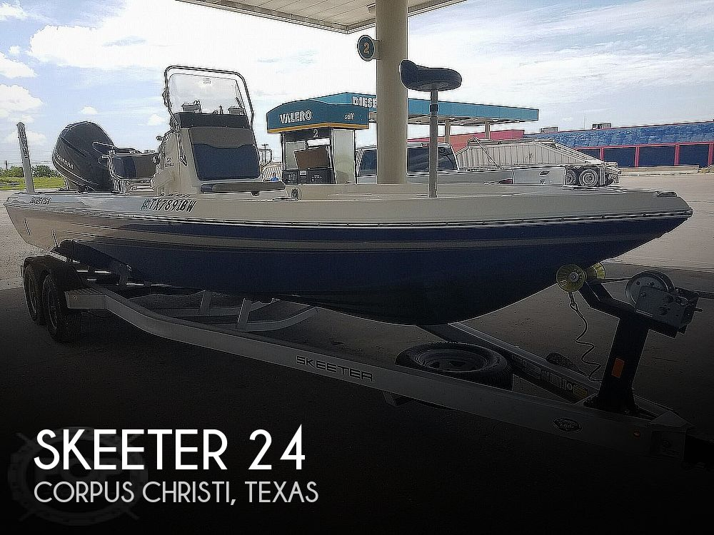 Used Boats For Sale in Corpus Christi, Texas by owner | 2013 Skeeter 24