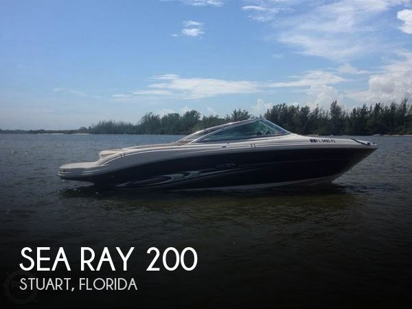 Used Power boats For Sale by owner | 2004 Sea Ray 21