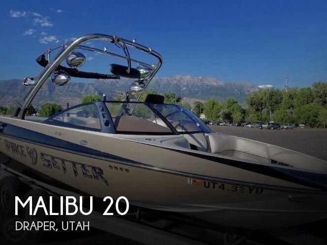 Used Boats For Sale in Ogden, Utah by owner   2011 Malibu 20