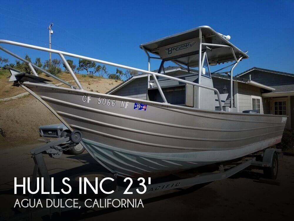 Used Bayrunner Boats For Sale by owner | 1994 Bayrunner 23