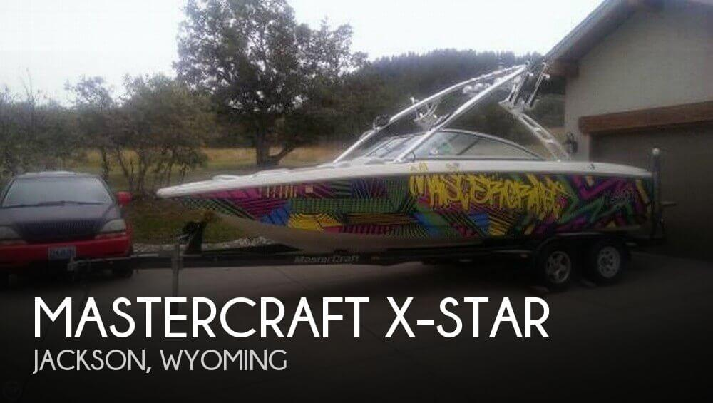 Used Boats For Sale in Wyoming by owner | 2003 Mastercraft 22