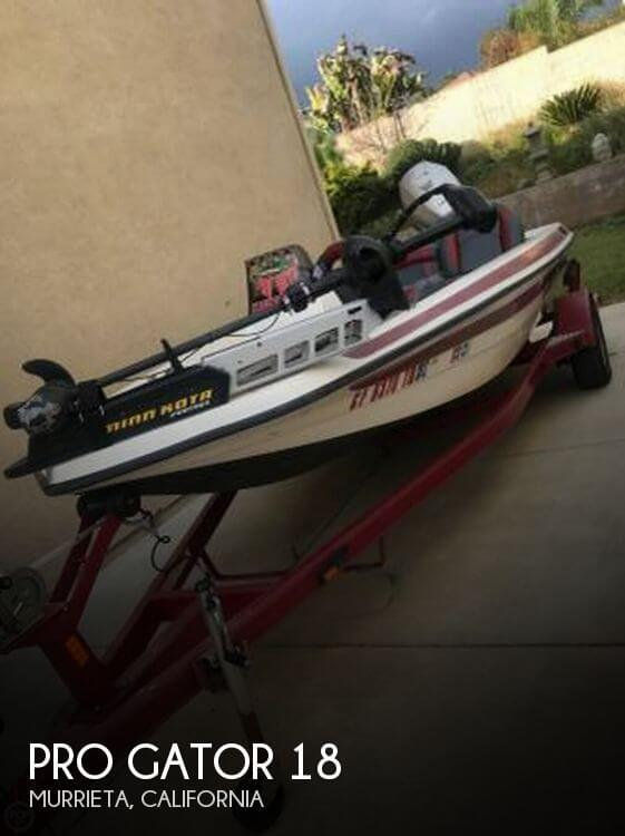 Used Pro Gator Boats For Sale by owner | 2008 Pro Gator 18