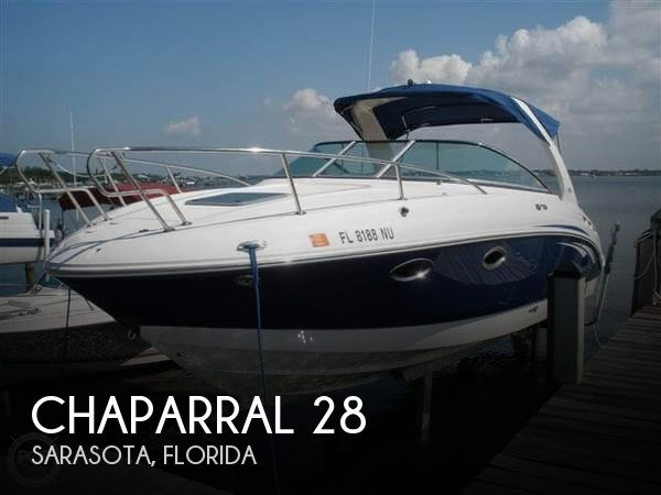 Used Chaparral 28 Boats For Sale by owner | 2008 Chaparral 28