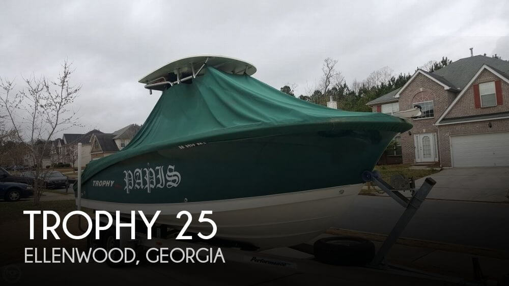 Used Boats For Sale in Macon, Georgia by owner | 2005 Trophy 25