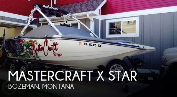 Used Boats For Sale in Montana by owner | 2009 Mastercraft 24