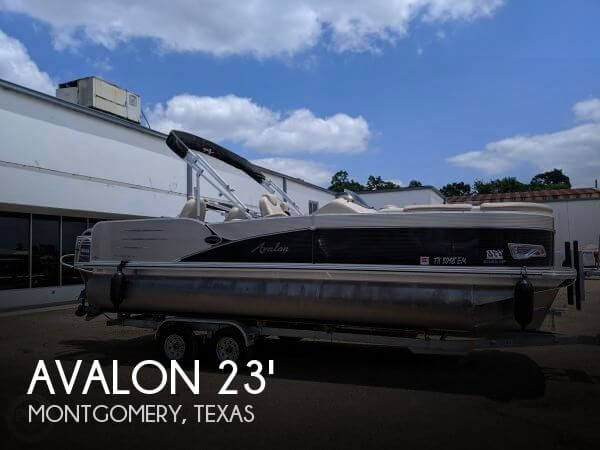 Used Pontoon Boats For Sale by owner | 2018 Avalon 23
