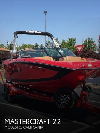Used Boats For Sale in Merced, California by owner | 2016 Mastercraft 22