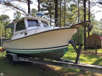 Shamrock 260 Mackinaw, 25', for sale - $18,250