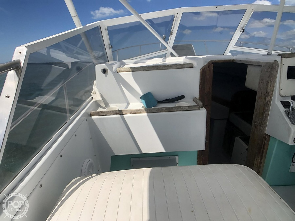 1988 Rampage boat for sale, model of the boat is 28 Sportsman & Image # 15 of 40