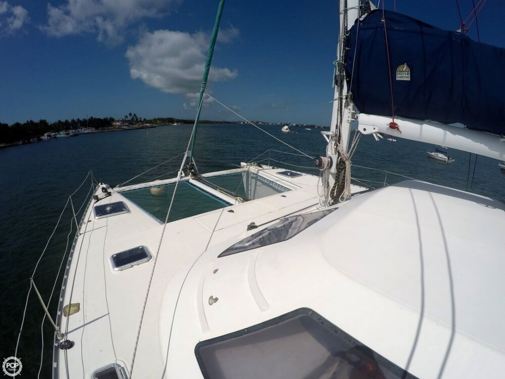 1994 Jeanneau boat for sale, model of the boat is Lagoon 47 & Image # 25 of 40