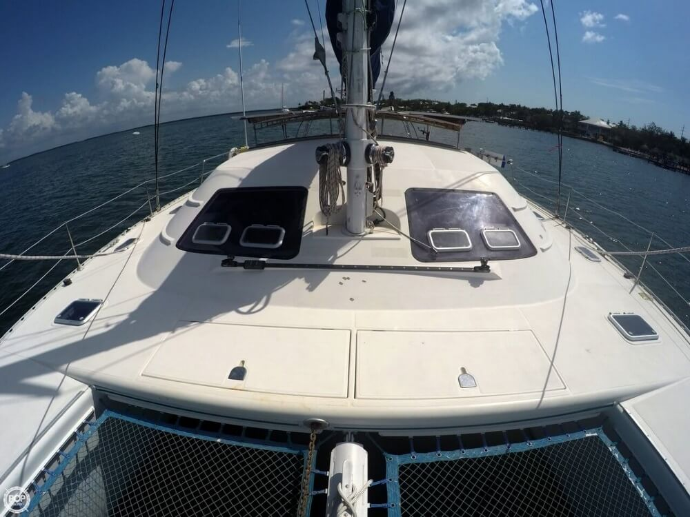 1994 Jeanneau boat for sale, model of the boat is Lagoon 47 & Image # 31 of 40