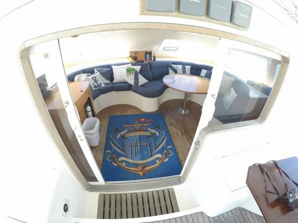 1994 Jeanneau boat for sale, model of the boat is Lagoon 47 & Image # 11 of 40