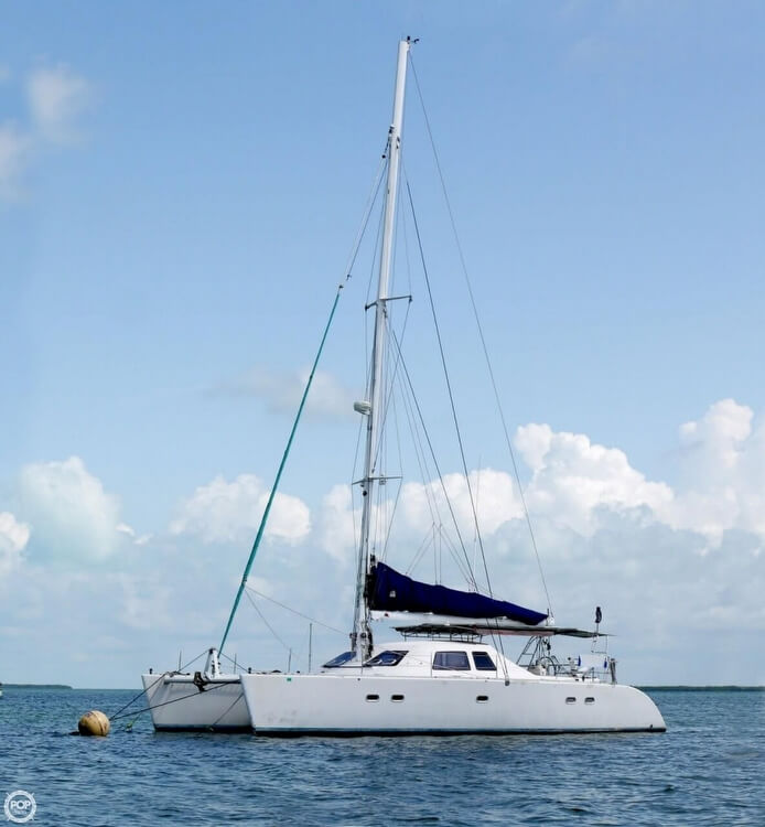 1994 Jeanneau boat for sale, model of the boat is Lagoon 47 & Image # 15 of 40