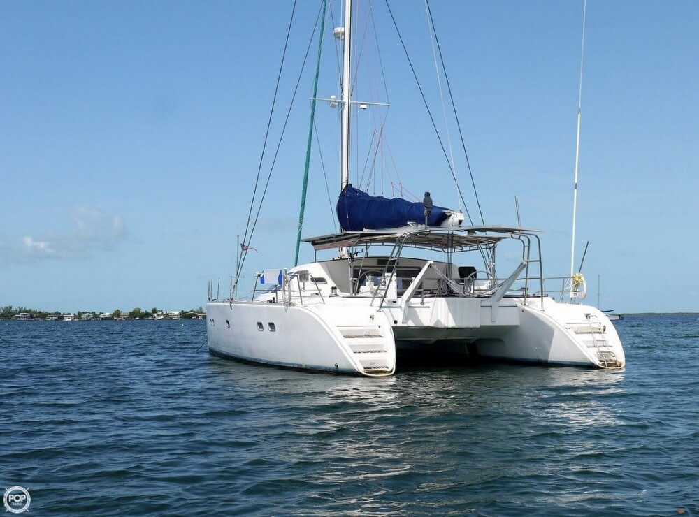 1994 Jeanneau boat for sale, model of the boat is Lagoon 47 & Image # 14 of 40