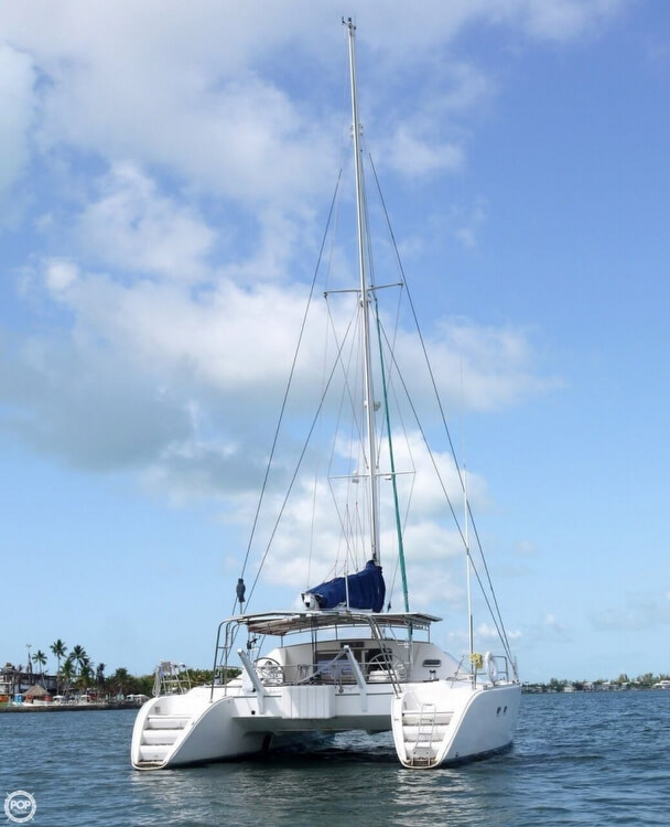 1994 Jeanneau boat for sale, model of the boat is Lagoon 47 & Image # 16 of 40