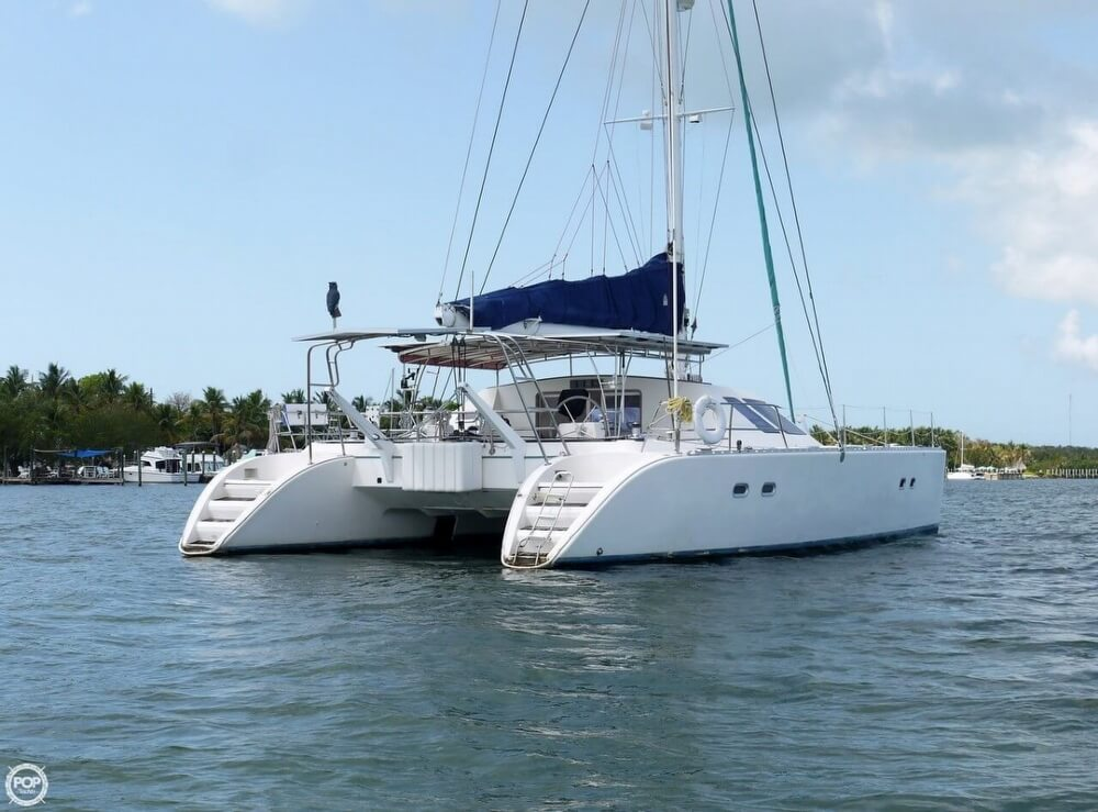 1994 Jeanneau boat for sale, model of the boat is Lagoon 47 & Image # 17 of 40