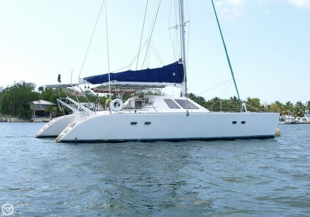1994 Jeanneau boat for sale, model of the boat is Lagoon 47 & Image # 18 of 40