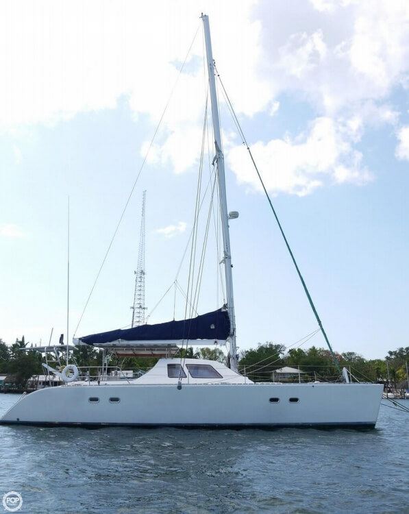 1994 Jeanneau boat for sale, model of the boat is Lagoon 47 & Image # 19 of 40