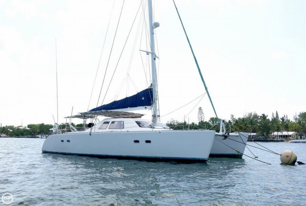 1994 Jeanneau boat for sale, model of the boat is Lagoon 47 & Image # 20 of 40