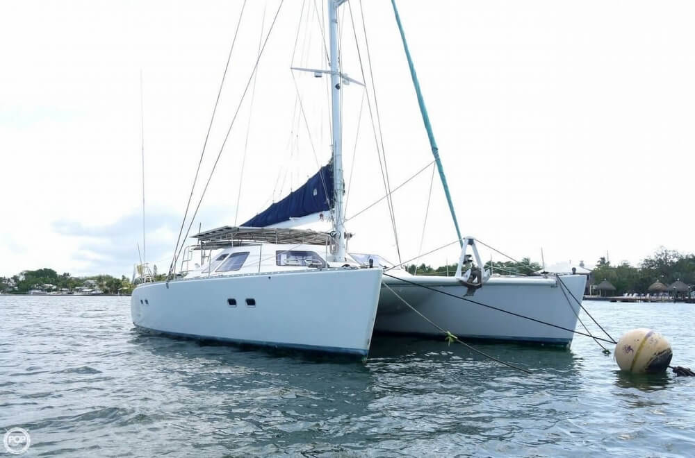 1994 Jeanneau boat for sale, model of the boat is Lagoon 47 & Image # 21 of 40