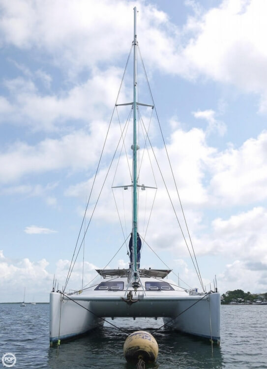 1994 Jeanneau boat for sale, model of the boat is Lagoon 47 & Image # 22 of 40