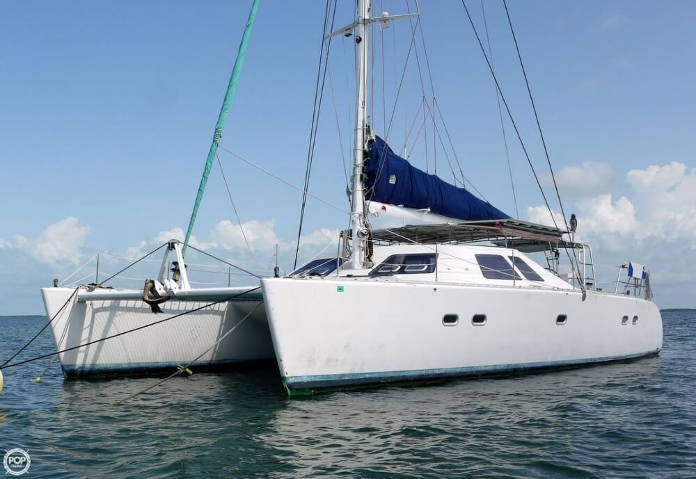 1994 Jeanneau boat for sale, model of the boat is Lagoon 47 & Image # 23 of 40