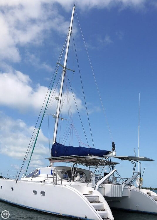 1994 Jeanneau boat for sale, model of the boat is Lagoon 47 & Image # 24 of 40
