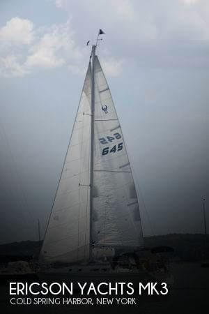Used Ericson Boats For Sale by owner | 1985 Ericson Yachts 32