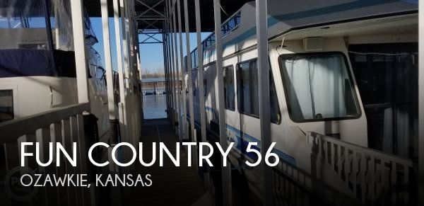Used Fun Country Houseboats For Sale by owner | 1999 Fun Country 56