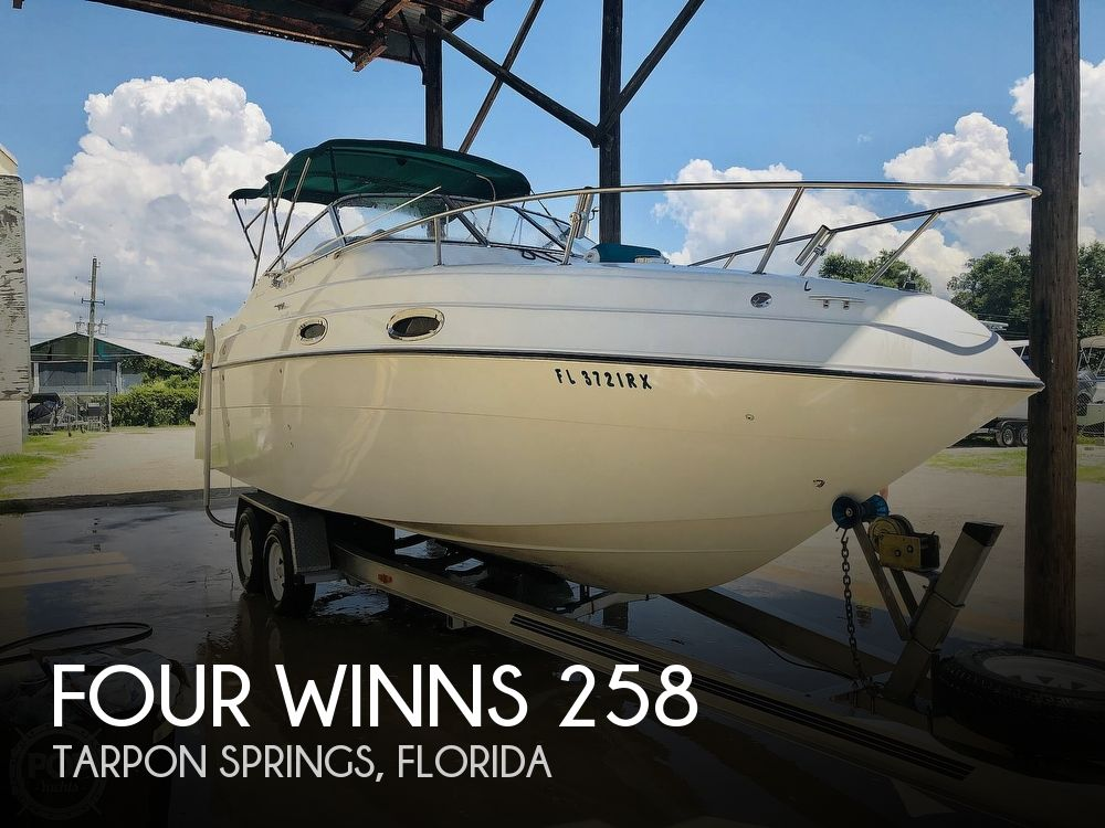 Used Four Winns 258 Vista Boats For Sale by owner | 1999 Four Winns 258 Vista