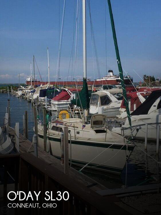 Used Sailboats For Sale in Ohio by owner   1982 O'day 30