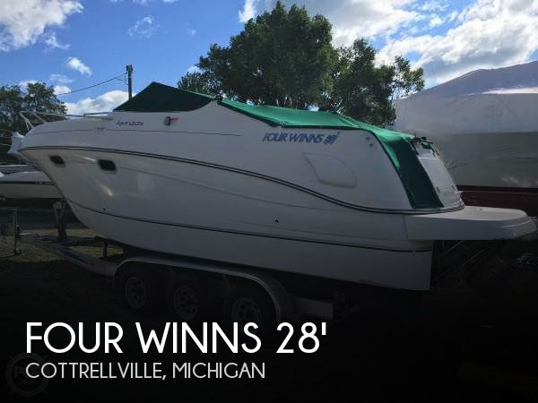 Used Four Winns Boats For Sale in Michigan by owner | 2000 Four Winns 28