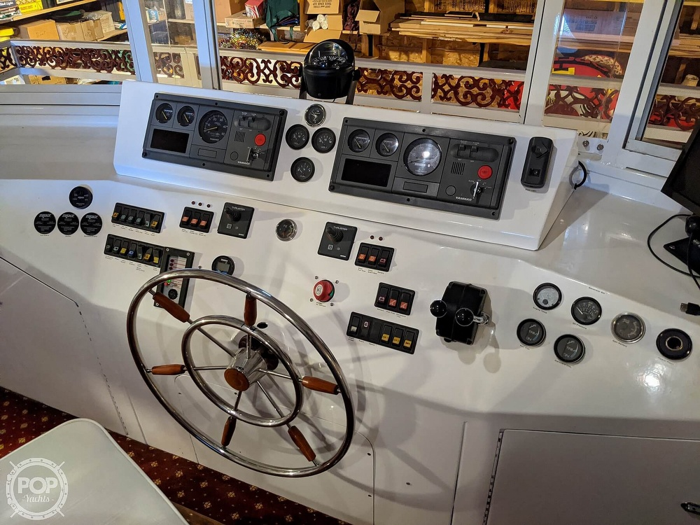 2008 Trident boat for sale, model of the boat is 60 & Image # 13 of 40