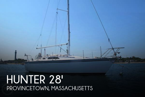 Used Hunter Sailboats For Sale by owner | 1987 Hunter 28
