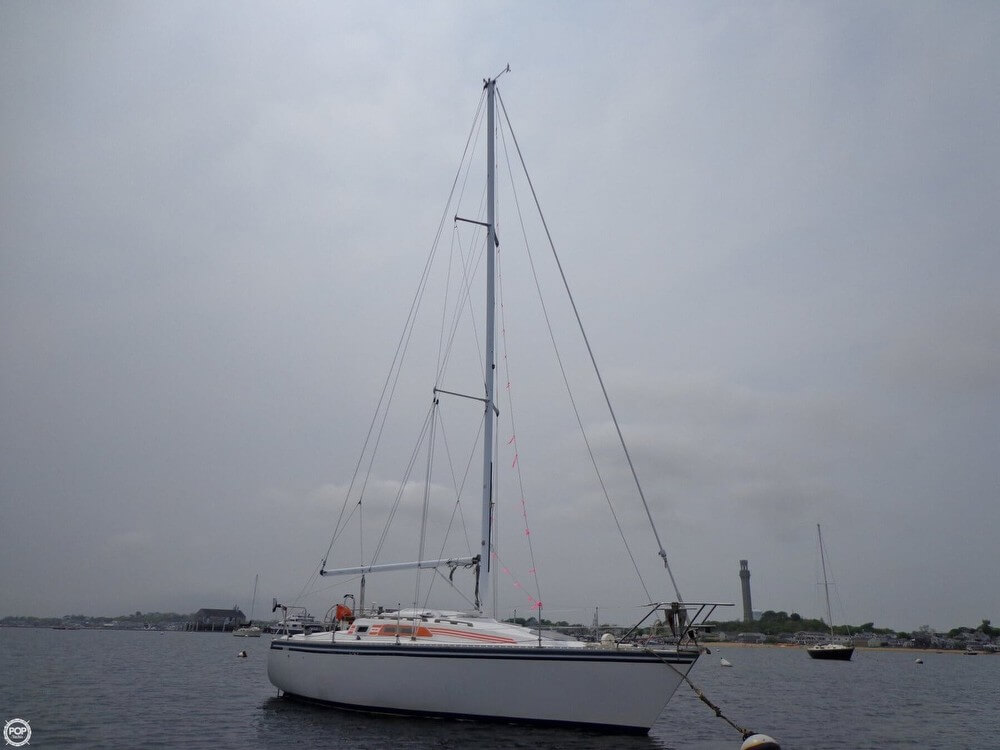 1987 Hunter 28.5 SL Cruiser - #$LI_INDEX