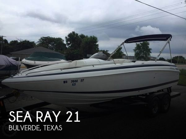 2000 Sea Ray 21
