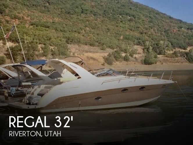 Used Boats For Sale in Utah by owner | 2002 Regal 32