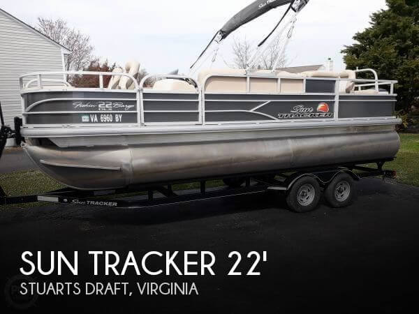 Used Boats For Sale in Roanoke, Virginia by owner | 2016 Sun Tracker 22