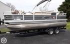 2016 Sun Tracker 22 DLX Fishin Barge - #1