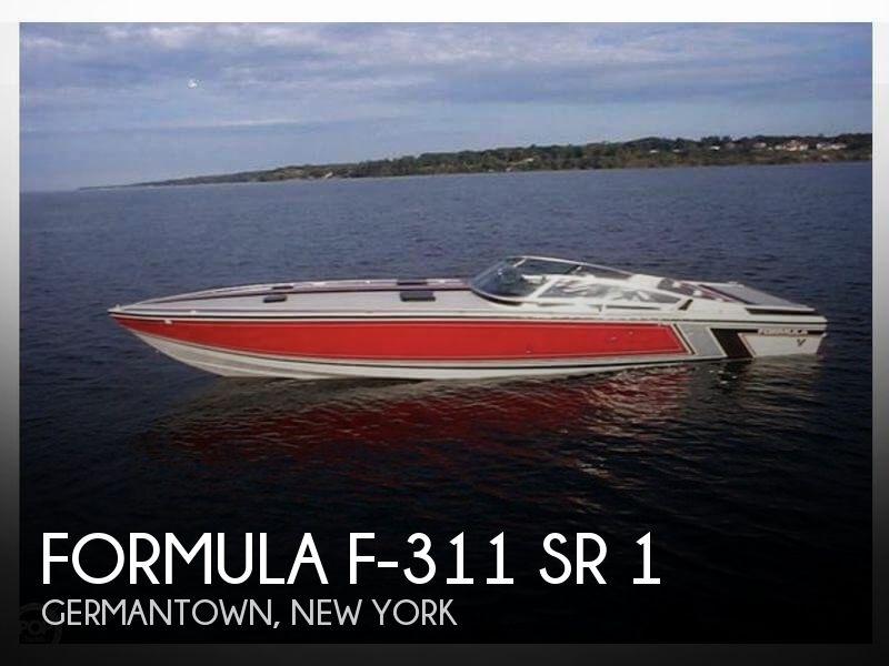 1988 Formula boat for sale, model of the boat is F-311 SR 1 & Image # 1 of 40