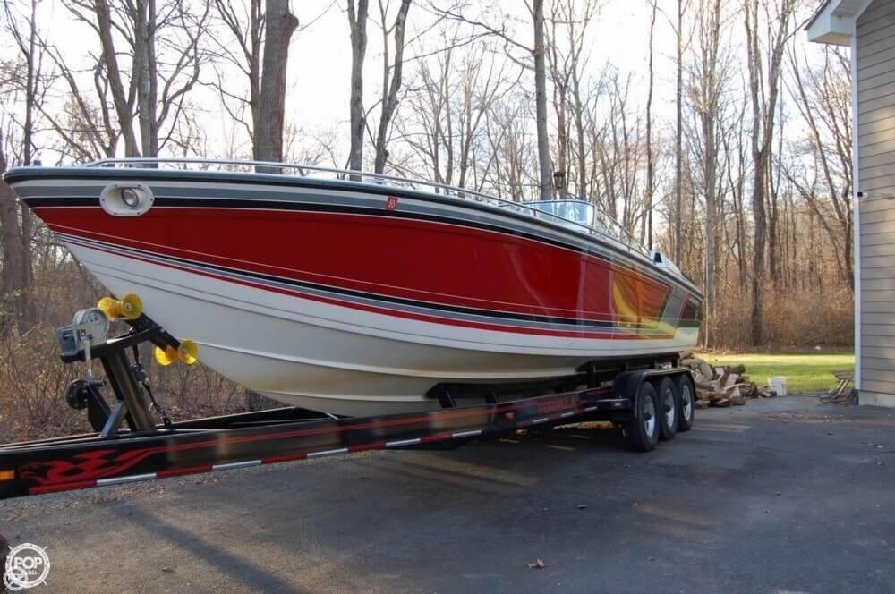 1988 Formula boat for sale, model of the boat is F-311 SR 1 & Image # 4 of 40