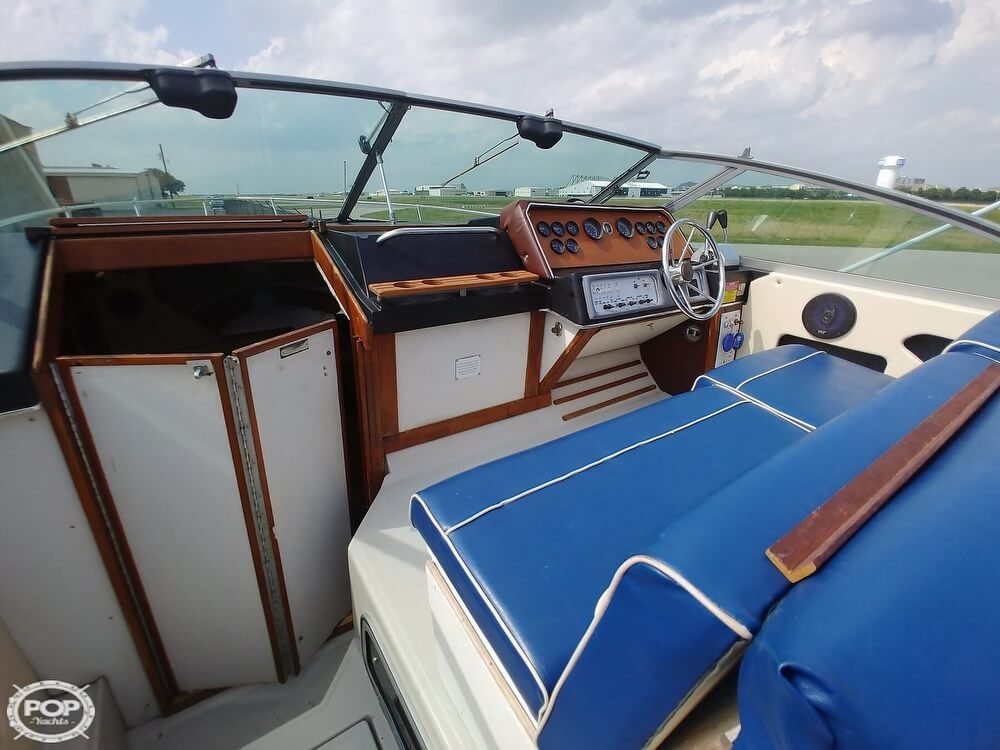 1986 Sea Ray boat for sale, model of the boat is SRV 300 Sundancer & Image # 40 of 40