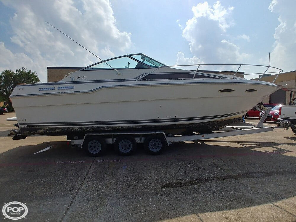 1986 Sea Ray boat for sale, model of the boat is SRV 300 Sundancer & Image # 4 of 40