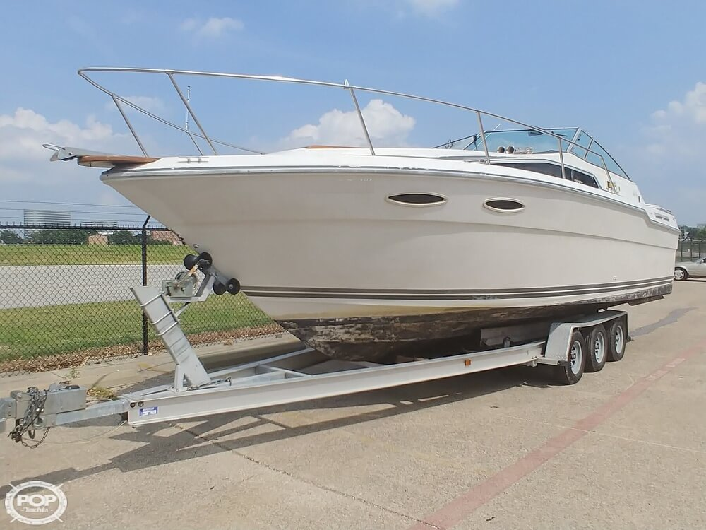 1986 Sea Ray boat for sale, model of the boat is SRV 300 Sundancer & Image # 2 of 40
