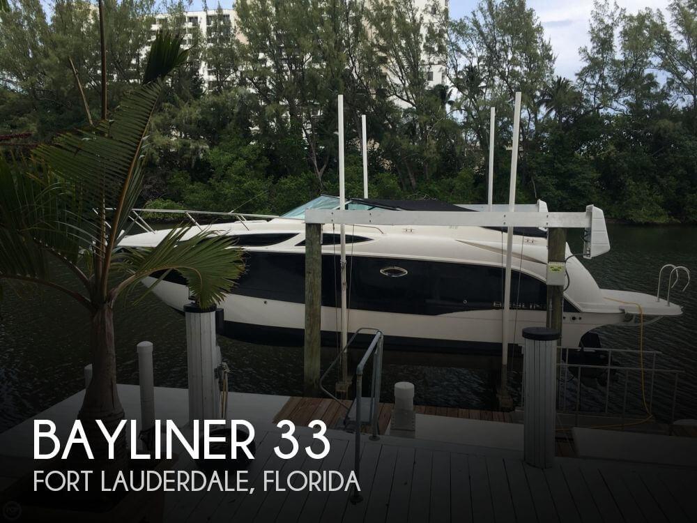Used Bayliner Boats For Sale in Florida by owner | 2012 Bayliner 33