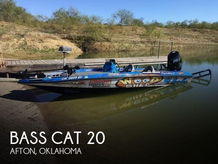 Used Boats For Sale in Fayetteville, Arkansas by owner | 2019 Bass Cat 20