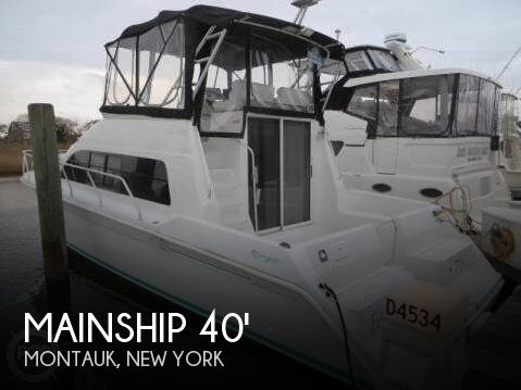 Used Mainship Motoryachts For Sale by owner | 1993 Mainship 40