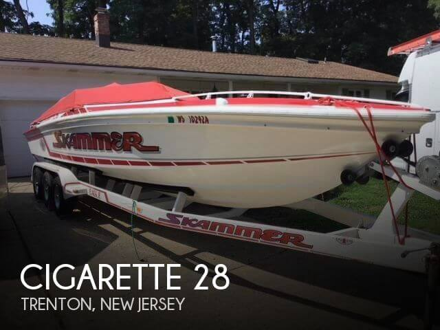 Used Cigarette Boats For Sale by owner | 1982 Cigarette 27