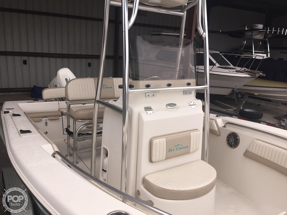2016 Sea Chaser boat for sale, model of the boat is 20 HFC & Image # 11 of 41