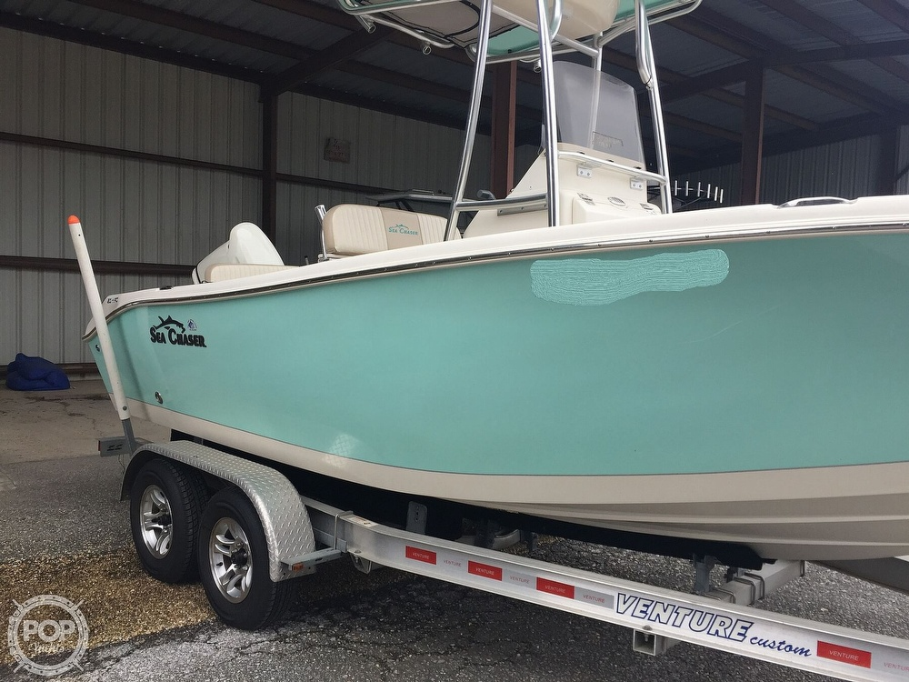 2016 Sea Chaser boat for sale, model of the boat is 20 HFC & Image # 4 of 41
